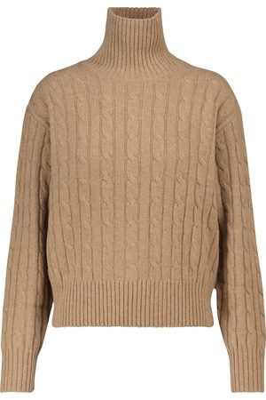Polo Ralph Lauren Wool and cashmere turtleneck sweater