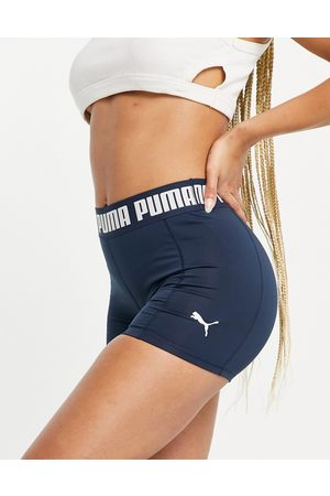 PUMA Training Strong 5 inch shorts in