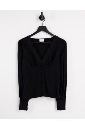 VILA Tea blouse in