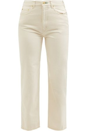 Mes Demoiselles Carmen Tiered Striped Gauze Maxi Skirt - Womens - Multi