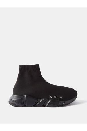 Balenciaga Women Sneakers - Speed High-top Sock Trainers - Womens