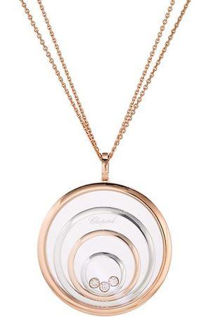Chopard Necklaces - Happy Spirit Two-Tone 18K & Diamond Pendant Necklace