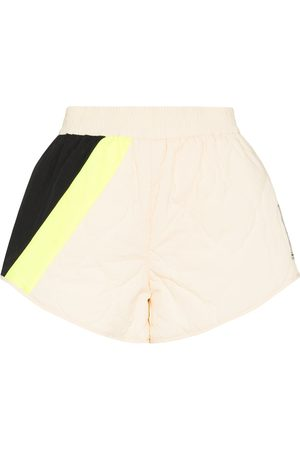 P.E Nation Destroyer high waisted shorts