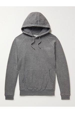 Hamilton and Hare Men Hoodies - Cotton-Terry Hoodie