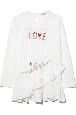 Monnalisa World needs love dress