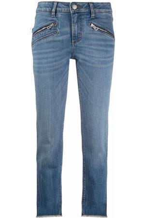 Zadig&Voltaire Women Slim - Ava slim-cut cropped jeans