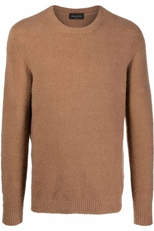 Roberto Collina Crew-neck knitted jumper