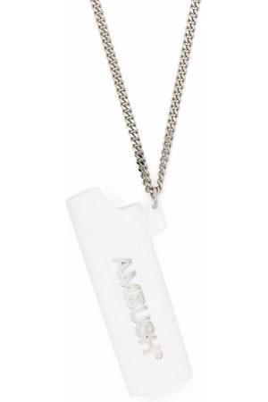 AMBUSH Men Necklaces - Lighter case pendant necklace
