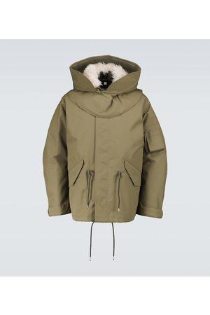 Burberry Merriott military jacket
