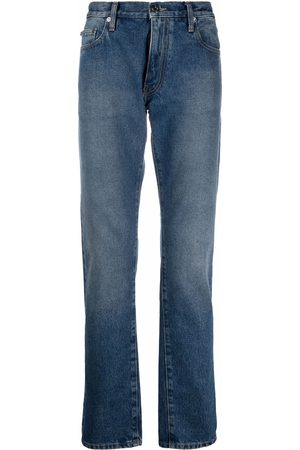 OFF-WHITE Tapered slim-fit jeans