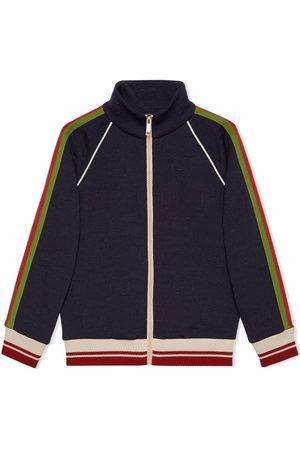 Gucci Stripe-trim jacket