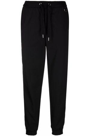 Les Hommes Side-stripe detail track pants