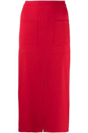 Pinko High-waisted pencil skirt
