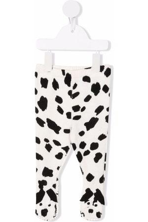 Stella McCartney Dalmation-print leggings