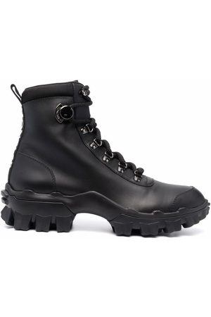 Moncler Helis lace-up ankle boots