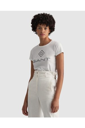 Gant Lock Up T Shirt - Short Sleeve T-Shirts Lock Up T-Shirt