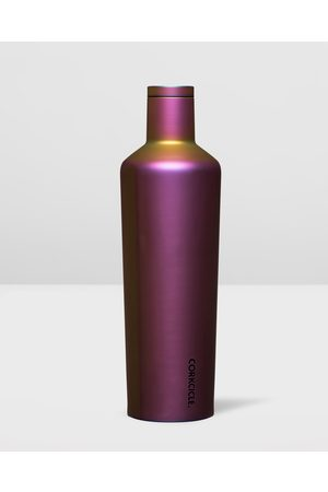 CORKCICLE Insulated Stainless Steel Canteen 750ml Metallic - Water Bottles Insulated Stainless Steel Canteen 750ml Metallic
