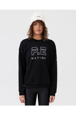P.E Nation Heads Up Sweat - Crew Necks Heads Up Sweat