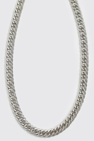 Boohoo Mens Chunky Chain Necklace