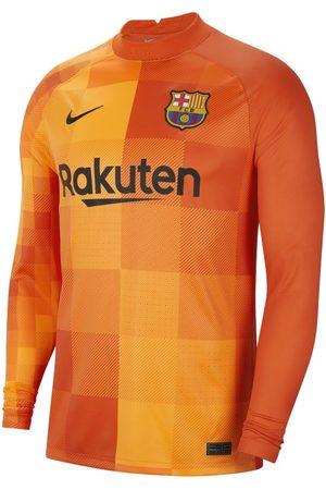 Nike Men Long sleeves - F.C. Barcelona 2021/22 Stadium Goalkeeper Men's Long-Sleeve Football Shirt
