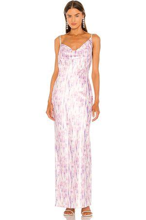 Michael Costello Women Maxi Dresses - X REVOLVE Blaise Maxi Dress in ,Pink.