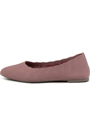 Skechers 48885 Cleo Bewitch Rose Shoes Womens Shoes Casual Flat Shoes