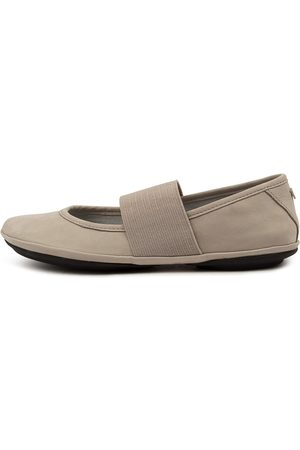Camper 21595 Right Nina Cm Medium Gray Shoes Womens Shoes Casual Flat Shoes