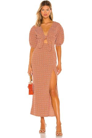 House of Harlow X Sofia Richie Vincenza Maxi Dress in .