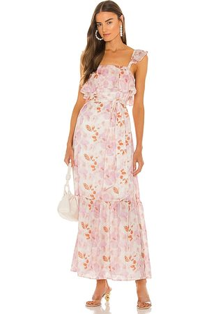 House of Harlow X Sofia Richie Evelyne Maxi Dress in .