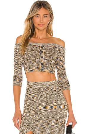 House of Harlow Women Sweaters - X Sofia Richie Dante Top in .