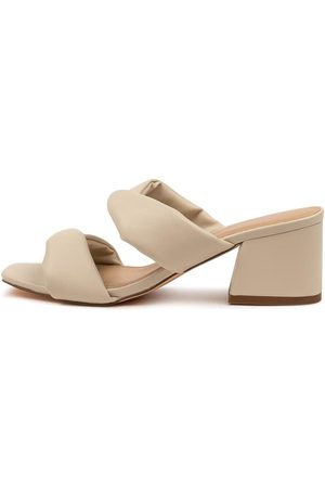 Therapy Serafina Th Bone Sandals Womens Shoes Casual Heeled Sandals