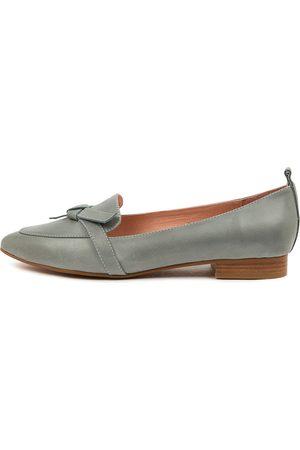 Diana Ferrari Delisa Df Steel Shoes Womens Shoes Casual Flat Shoes