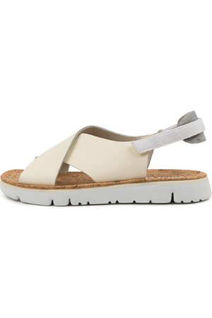 Camper Oruga Sandal Hydro Dance Sole Sandals Womens Shoes Casual Heeled Sandals