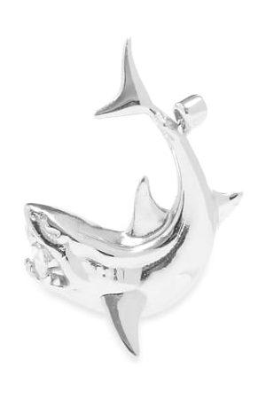 Hatton Labs Large Shark Pendant