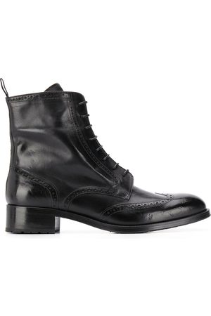 Scarosso Grazia lace-up boots