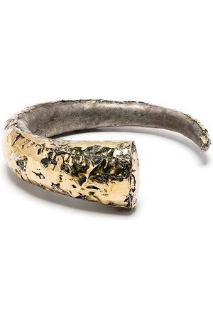 Parts of Four Bracelets - Horn open bracelet