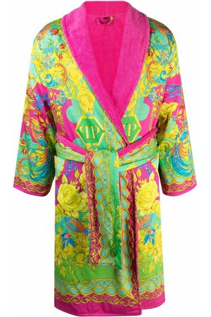 Philipp Plein Bathrobes - New Baroque bathrobe