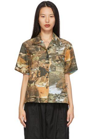 YMC Vegas Short Sleeve Shirt