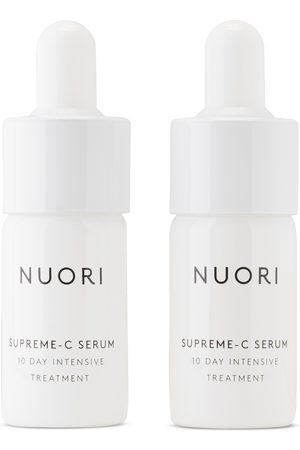 NUORI Fragrances - Supreme-C Serum Treatment Set