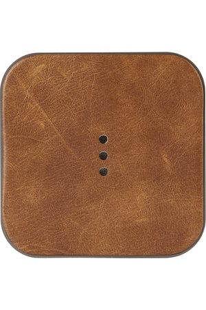 Courant Earrings - Tan Catch:1 Wireless Phone Charger