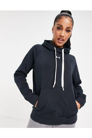 Under Armour Women Hoodies - Training Rival fleece hoodie in