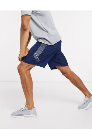 Under Armour Training Woven Graphic Shorts In