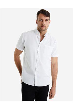 Hallensteins Washed Oxford Short Sleeve Shirt in