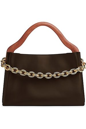 Bottega Veneta Small Chain Leather Tote