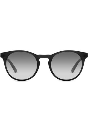 Finlay & Co Percy Sunglasses in Matte with Grey to White Lenses