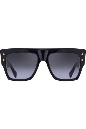 Balmain And Gold B-I Sunglasses
