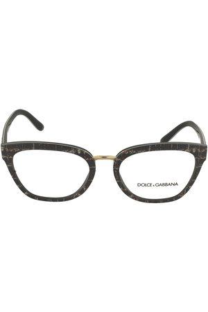 Dolce & Gabbana DOLCE E GABBANA WOMEN'S 3335VISTA3286 MULTICOLOR METAL GLASSES