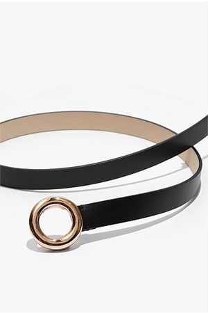 COUNTRY ROAD Solid Ring Belt