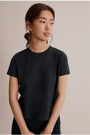 Country Road Teen Recycled Cotton Basic T-Shirt