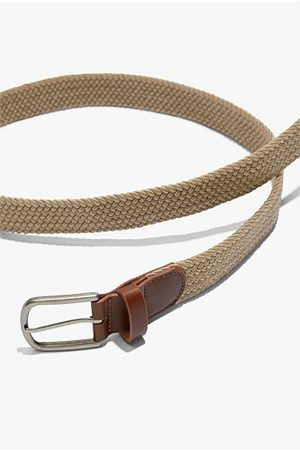 COUNTRY ROAD Woven Stretch Belt